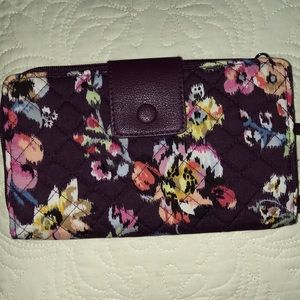 NWT Vera Bradley Iconic Deluxe All Together CB
